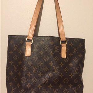 Louis Vuitton hand bag.